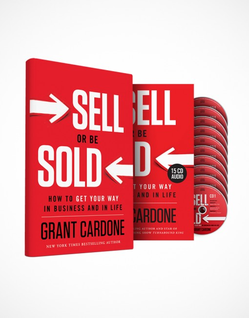 Sell Or Be Sold Book And Audio Package