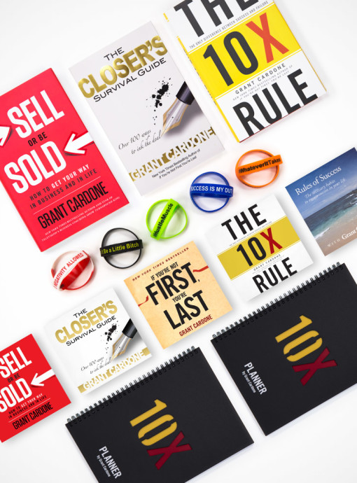 Grant Cardone Products