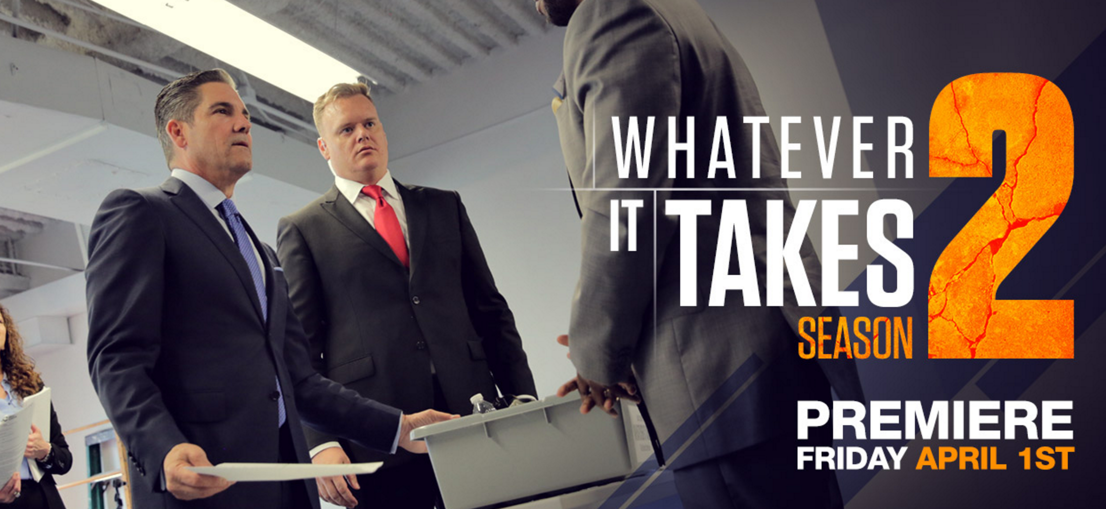 grant cardone whatever it takes season two whatever it takes season 2 of the ultimate job interview