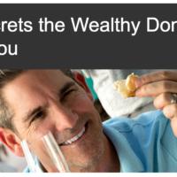 secrets of the wealthy