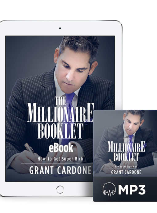Grant Cardone Financial Advice