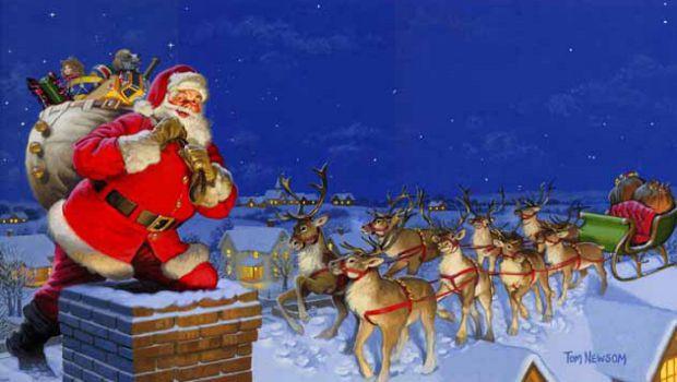 Work Ethic of Santa Claus