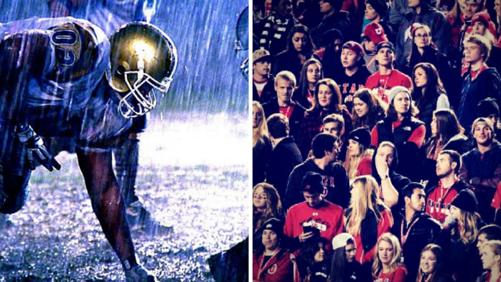 Players vs Spectators