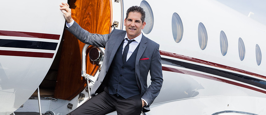 Grant Cardone's 5 Steps to Get Super Rich