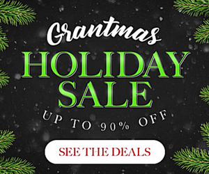 Grantmas Grant Cardone Holiday Sale