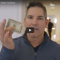 Grant Cardone Getting your money right