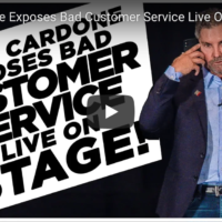 Phone Sales Training Video with Grant Cardone