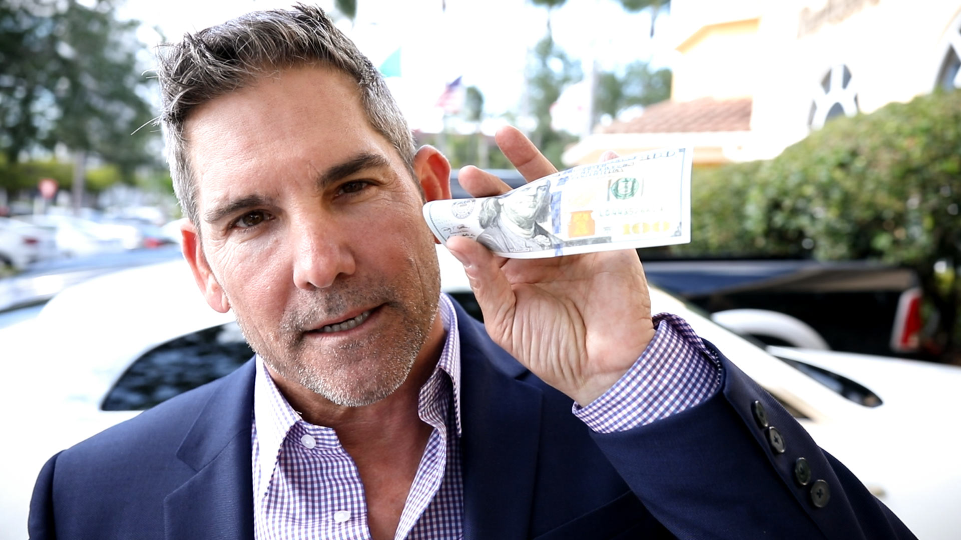 Grant Cardone what money can buy