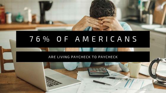 Grant Cardone paycheck-to-paycheck