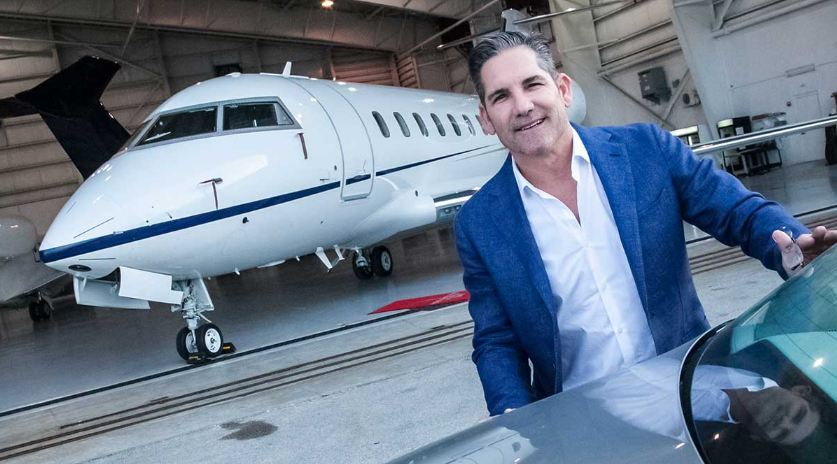 what is grant cardone's net worth