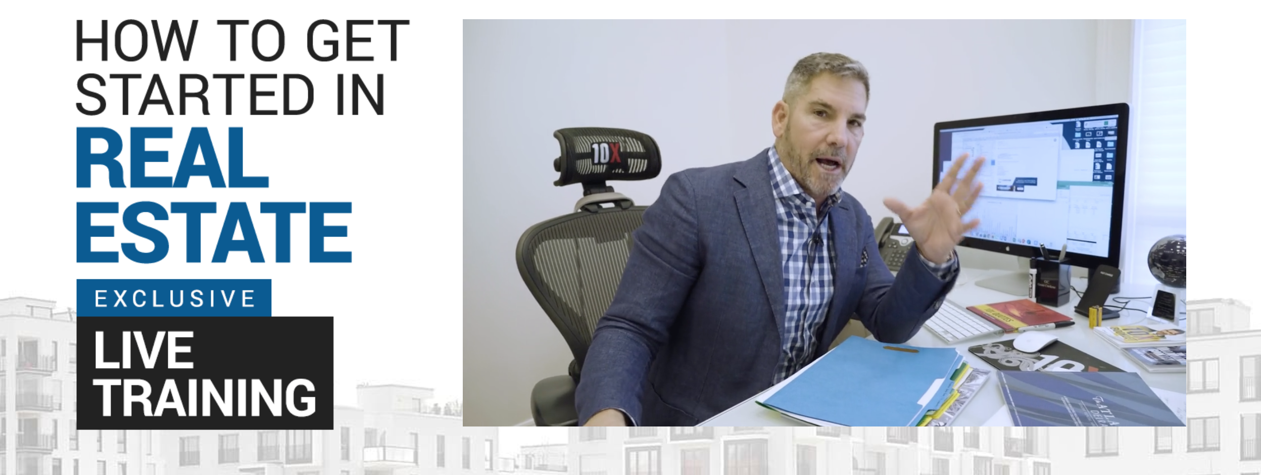 Grant Cardone Real Estate Webinar