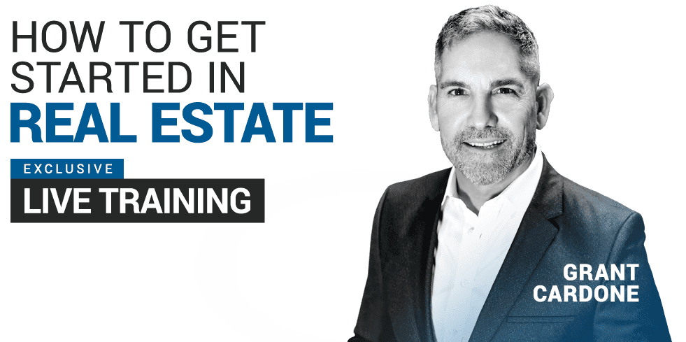 Grant Cardone real estate  Your Brain is Programmed to Fail