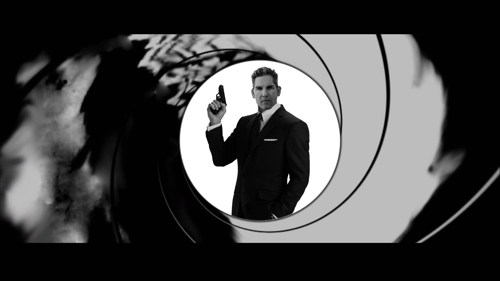 How To Be Like James Bond