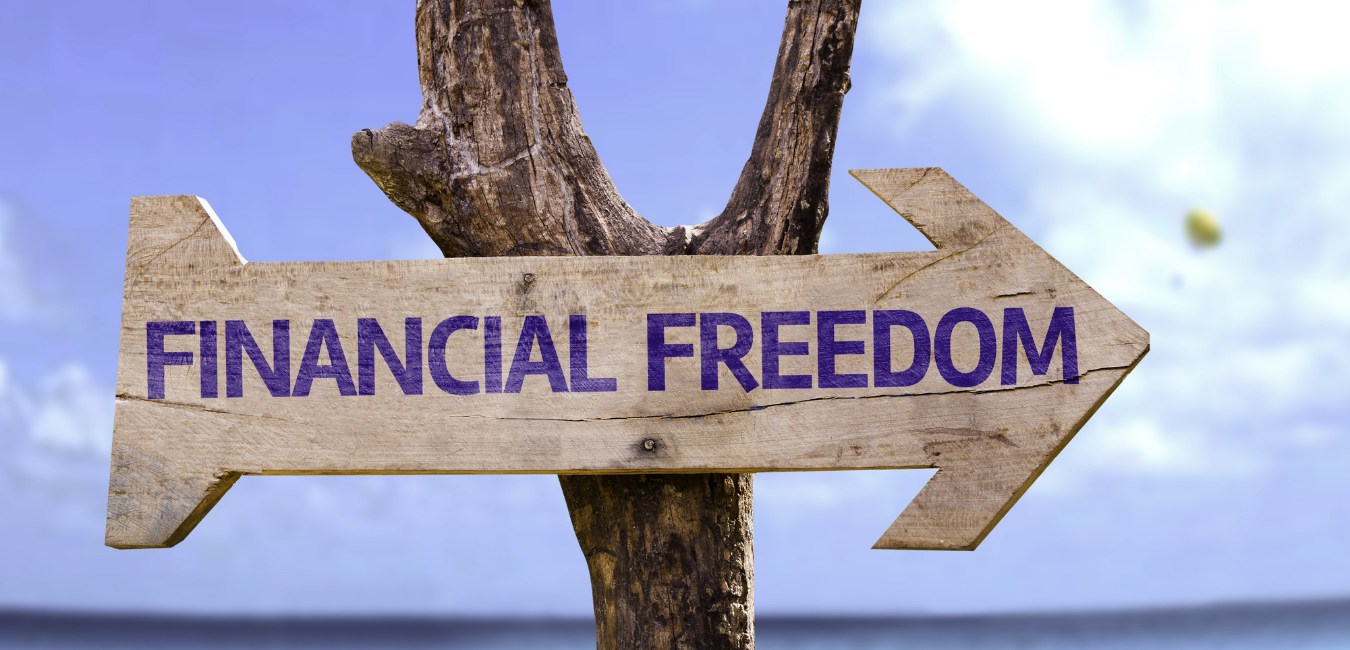 how to create financial freedom