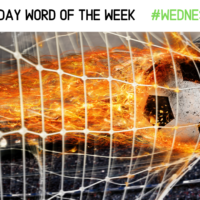 GOAL: The Wednesday Word
