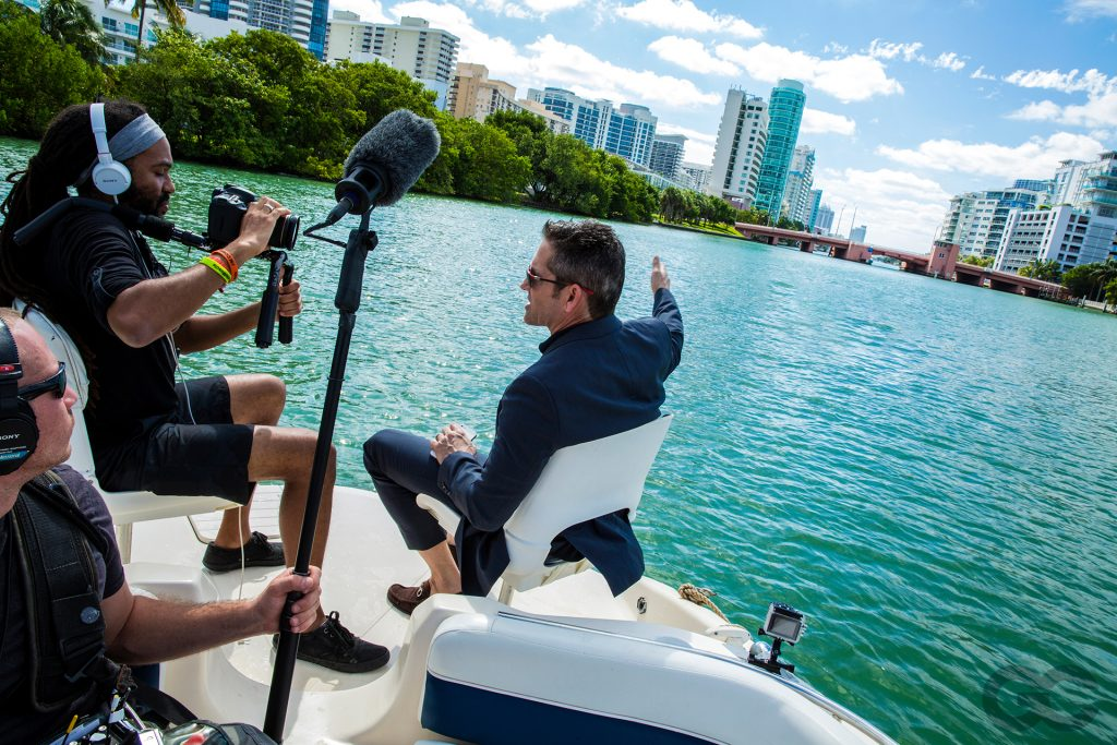 Reason Grant Cardone moved to Miami