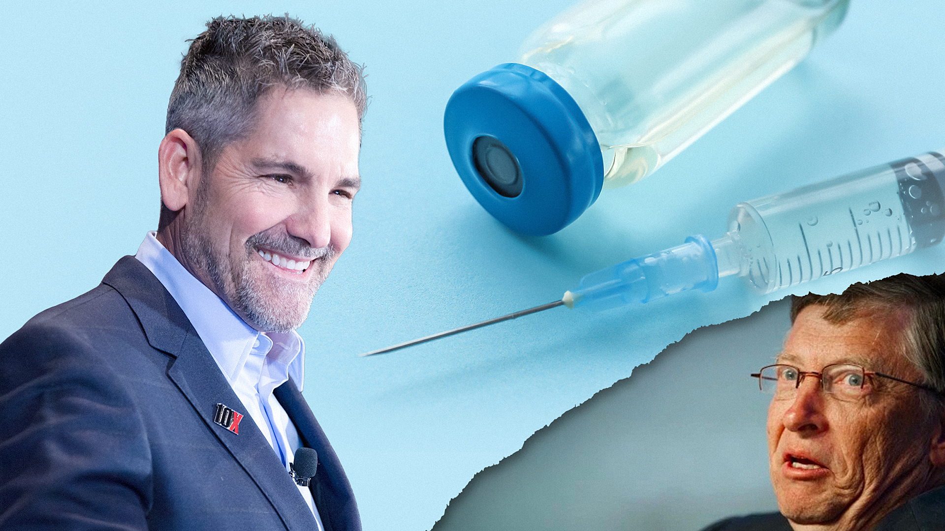 The VACCINE for Covid-19 Won't Help You