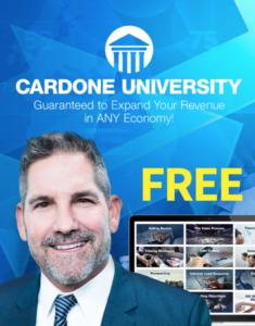 Cardone University Free