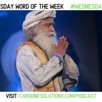 Gratitude: The Wednesday Word