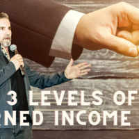 THE 3 levels of earned income