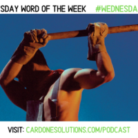 Production: The Wednesday Word