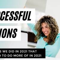 Successful Actions