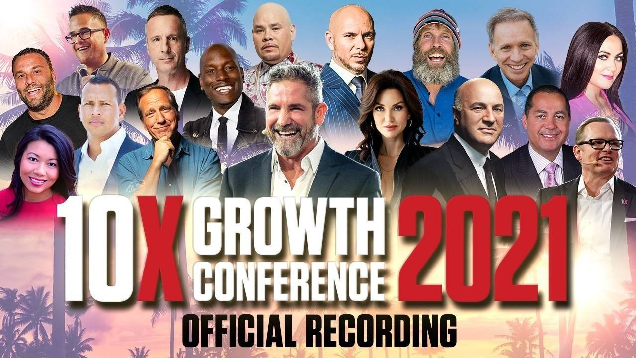 10X Growth Con 2021 Quotes