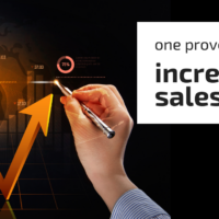 One proven way to increase sales