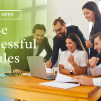 what you need to be successful in sales